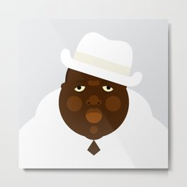 Notorious VI Metal Print
