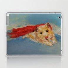 Hamster Superhero Laptop & iPad Skin