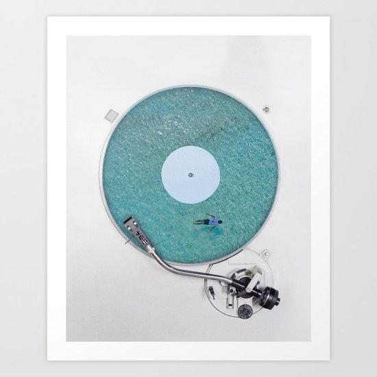 More weird vinyl experiences. by slimesunday