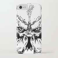 predator iPhone & iPod Cases featuring Predator by P2theK