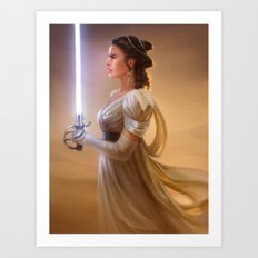 Regency Rey Alternate Art Print