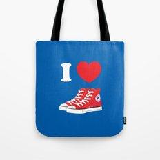 I love All Stars Tote Bag