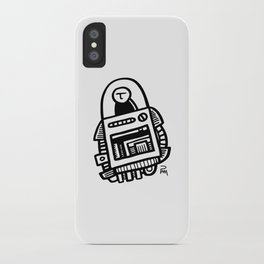 Explorer MDL 01010 - PM iPhone Case