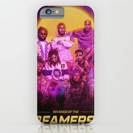 Revenge of the Dreamers III iPhone Case