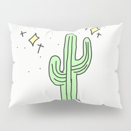 Harry Styles Cactus Pillow Sham