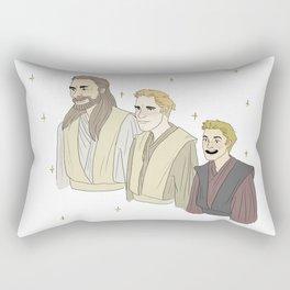 Space family Rectangular Pillow