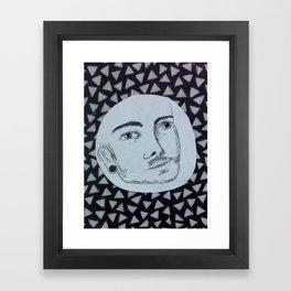 Make it real, man.  Framed Art Print