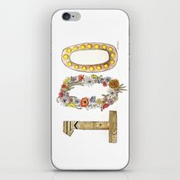 the 100 iPhone & iPod Skins featuring 100 by Jessie Vittoria