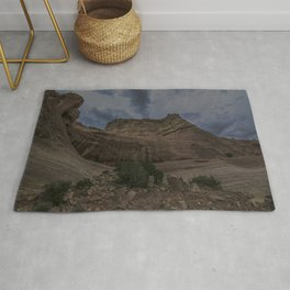 New Mexican Mountains Rug