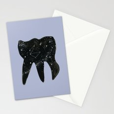 Cosmic Tooth Stationery Cards