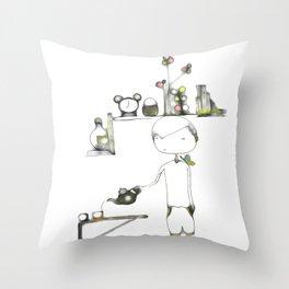 life's good - cs184 Throw Pillow