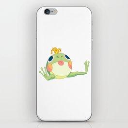 FROWG 9 iPhone Skin