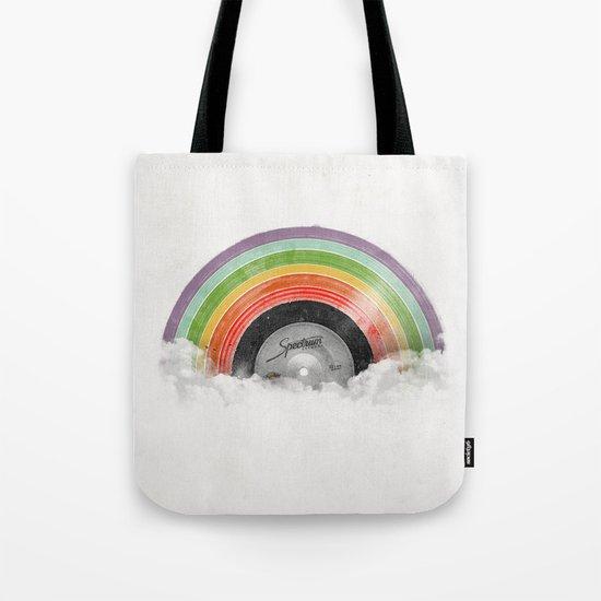 Rainbow Classics Tote Bag
