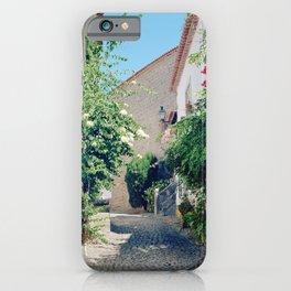 Portugal, Obidos (RR 181) Analog 6x6 odak Ektar 100 iPhone Case
