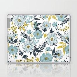 Harper - Dusk Blue Laptop & iPad Skin