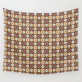 Cafés crème Wall Tapestry