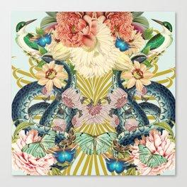 Magical Jungle Canvas Print