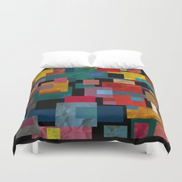 Abstract #302 Duvet Cover