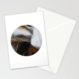 Gold Dreams Stationery Cards