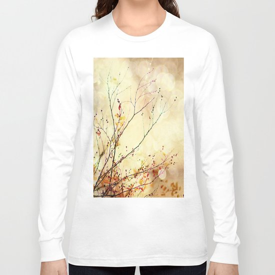 Autumnal Bliss  Long Sleeve T-shirt