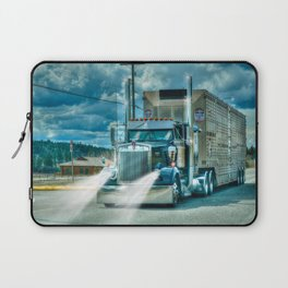 The Cattle Truck Laptop Sleeve