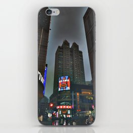 Shanghai 六 iPhone Skin