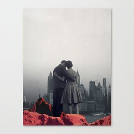 Dying In Your Arms Canvas Print