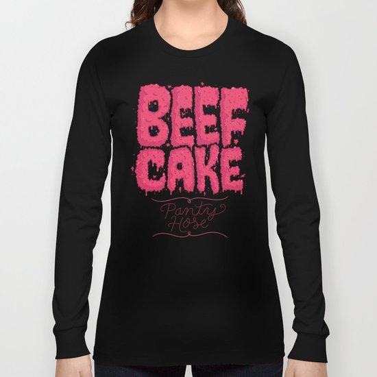 Beef Cake Long Sleeve T-shirt