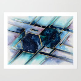:: Castor and Pollux :: Art Print