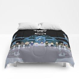 USS Sulaco Crew  Comforters