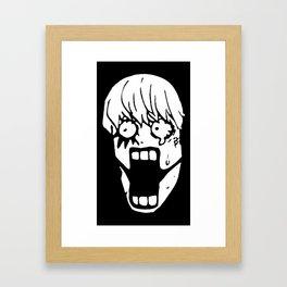Corazon One Piece Framed Art Print