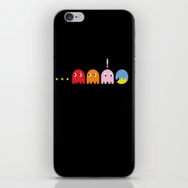 Ghost Disguise iPhone Skin