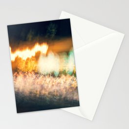 Abstract Light-Colors 1 Stationery Cards