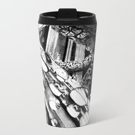 The Lizard Metal Travel Mug