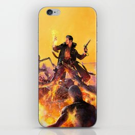 Demonhunter iPhone Skin