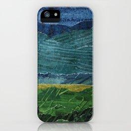 Big Sky Collage iPhone Case