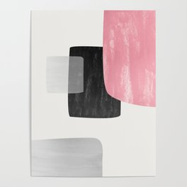 Rectangles Poster
