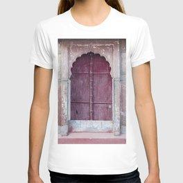 Doors Of Rajasthan 2 T-shirt