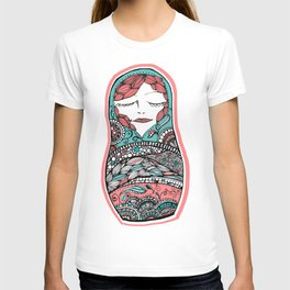 Sleeping Matrioska T-shirt