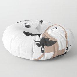 Wait Floor Pillow