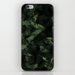 Tall and Leafy iPhone Skin