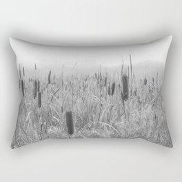 Bullrushes Rectangular Pillow