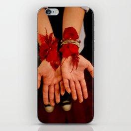 the sarajevo rose project (rebekah I) iPhone Skin