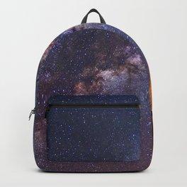 Night sky iii - galaxy Backpack