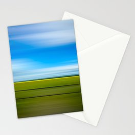 Rape Seed Field Stationery Cards