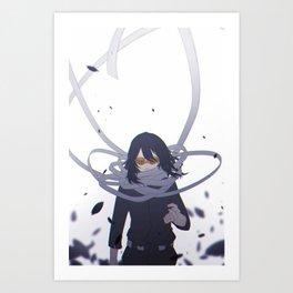 Shota Aizawa My Hero Academia Art Print