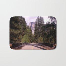 Ahwahnee Bridge, Yosemite Village Bath Mat