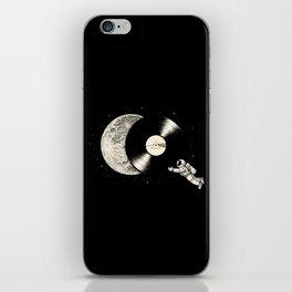 Tha Dark Side of the Moon iPhone Skin