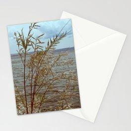 Blue sea Stationery Cards