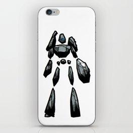 Rock Golem iPhone Skin